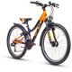 s'cool troX urban 24 21-S Black/Orange/Yellow Matt